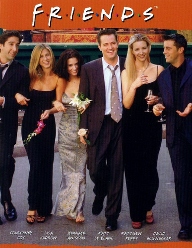 Download Friends Season 8 TV Series Subtitles