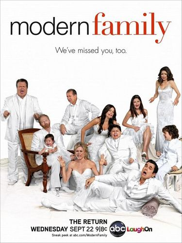 Download Modern Family Season 2 TV Series Subtitles