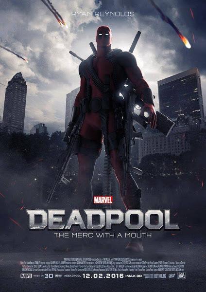 Download Deadpool (2016) Movie Subtitles